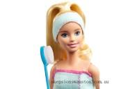 Discounted Barbie Wellness Spa Doll