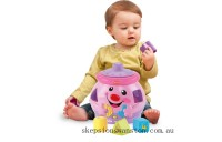 Hot Sale Fisher-Price Laugh & Learn Cookie Shape Pink