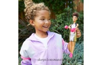 Discounted Barbie Sports Boxer Doll
