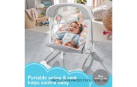 Discounted Fisher-Price Sweet Summer Blossoms Take-Along Swing and Seat