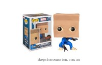 Marvel Spider-Man Bombastic Bag-Man EXC Funko Pop! Vinyl Clearance Sale