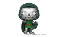 Marvel Fantastic Four Doctor Doom Funko Pop! Vinyl Clearance Sale