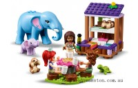 Discounted Lego Jungle Rescue Base
