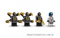 Clearance Lego Captain America: Outriders Attack