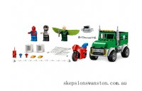 Hot Sale Lego Vulture's Trucker Robbery