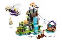 Genuine Lego Alpaca Mountain Jungle Rescue