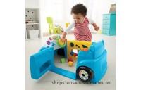 Clearance Fisher-Price Smart Stages Car Blue