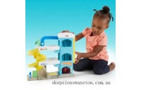 Discounted Fisher-Price Little People Helpful Neighbour's Toy Garage Playset