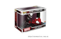 PX Previews EXC Marvel Spider-Man vs Venom Funko Pop! Comic Moment Clearance Sale