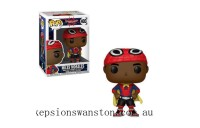 Marvel Spider-Man into the Spiderverse Miles with Cape Pop! Vinyl Figure Clearance Sale