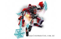 Discounted Lego Miles Morales Mech Armor