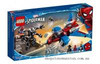 Clearance Lego Spiderjet vs. Venom Mech