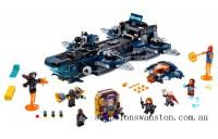 Hot Sale Lego Avengers Helicarrier