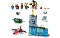 Clearance Lego Avengers Wrath of Loki