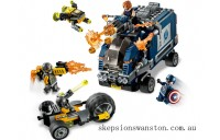 Outlet Sale Lego Avengers Truck Take-down