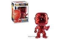 Marvel Thanos Red Chrome EXC Funko Pop! Vinyl Clearance Sale