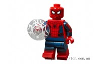 Hot Sale Lego Spider-Man and the Museum Break-In
