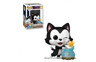 Disney Pinocchio Figaro kissing Cleo Pop! Vinyl Figure Clearance Sale