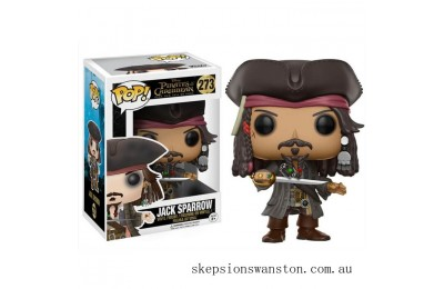 Pirates of the Caribbean Jack Sparrow Funko Pop! Vinyl Clearance Sale