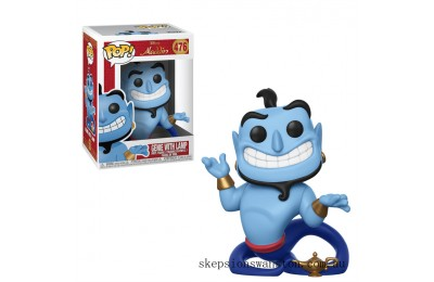 Disney Aladdin Genie with Lamp Funko Pop! Vinyl Clearance Sale