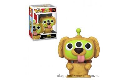 Disney Pixar Anniversary Alien as Dug Funko Pop! Vinyl Clearance Sale