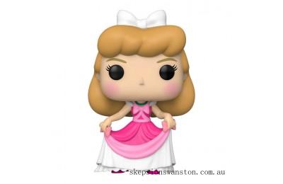 Disney Cinderella in Pink Dress Funko Pop! Vinyl Clearance Sale