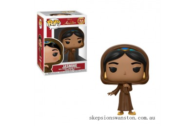 Disney Aladdin Jasmine in Disguise Funko Pop! Vinyl Clearance Sale