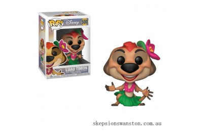 Disney Lion King Luau Timon Funko Pop! Vinyl Clearance Sale