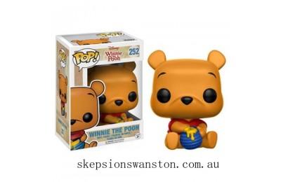 Winnie the Pooh Seated Pooh Funko Pop! Vinyl Clearance Sale
