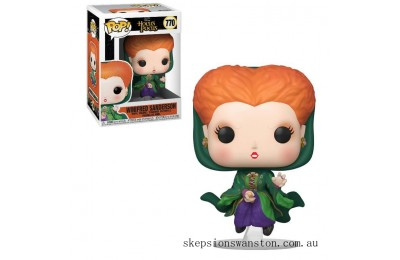 Disney Hocus Pocus Winifred Flying Pop! Vinyl Figure Clearance Sale
