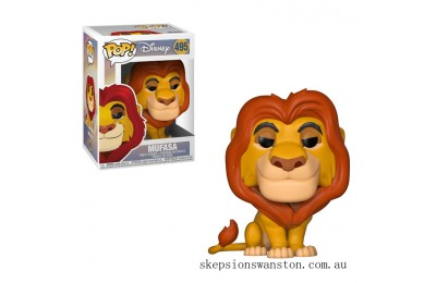 Disney Lion King Mufasa Funko Pop! Vinyl Clearance Sale