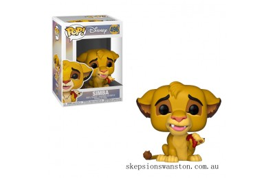 Disney Lion King Simba Funko Pop! Vinyl Clearance Sale