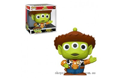 Disney Pixar Alien as Woody 10 inch Funko Pop! Vinyl Clearance Sale