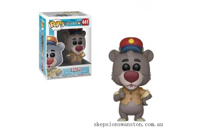 Disney TaleSpin Baloo Funko Pop! Vinyl Clearance Sale