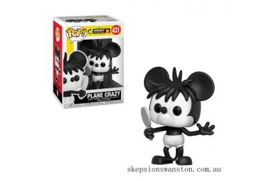 Disney Mickey's 90th Plane Crazy Funko Pop! Vinyl Clearance Sale
