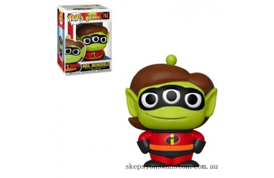 Disney Pixar Alien as Mrs. Incredible ( Elastigirl) Funko Pop! Vinyl Clearance Sale