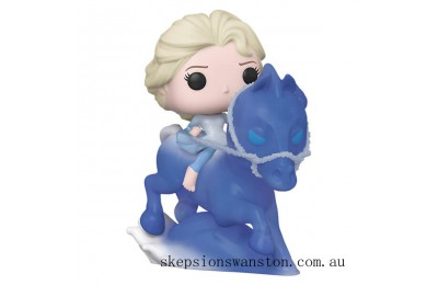 Disney Frozen 2 Elsa on Nokk Funko Pop! Ride Clearance Sale