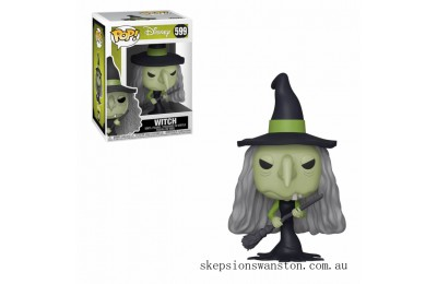 Disney Nightmare Before Christmas Witch Funko Pop! Vinyl Clearance Sale