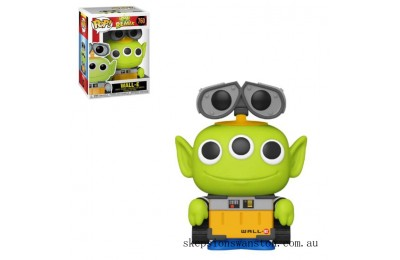 Disney Pixar Alien as Wall-E Funko Pop! Vinyl Clearance Sale