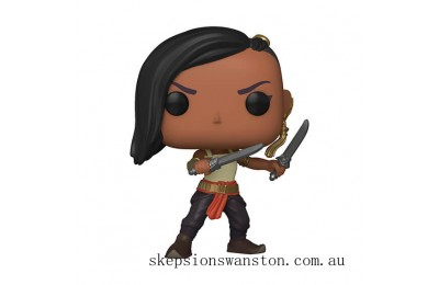 Disney Raya and the Last Dragon Namaari Funko Pop Vinyl Clearance Sale