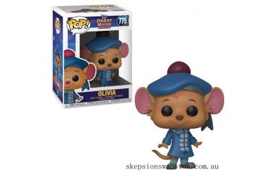 Disney Great Mouse Detective Olivia Funko Pop! Vinyl Clearance Sale