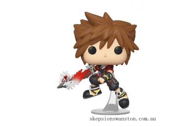 Disney Kingdom Hearts 3 Sora with Ultima Weapon Funko Pop! Vinyl Clearance Sale