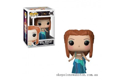 Disney A Wrinkle in Time Mrs Whatsit Funko Pop! Vinyl Clearance Sale