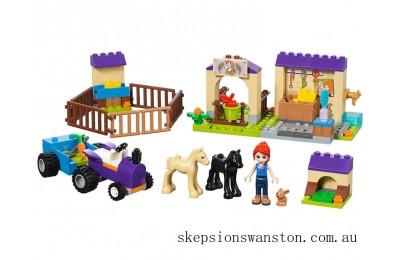 Genuine Lego Mia's Foal Stable