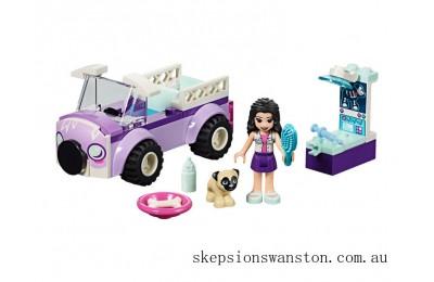 Clearance Lego Emma's Mobile Vet Clinic