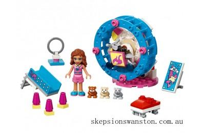 Genuine Lego Olivia's Hamster Playground