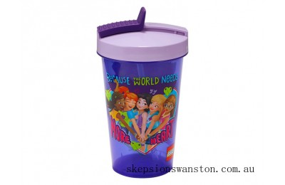 Discounted Lego Friends Tumbler with Straw