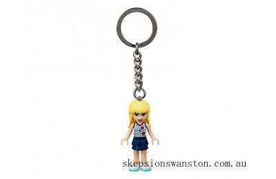 Genuine Lego Stephanie Key Chain