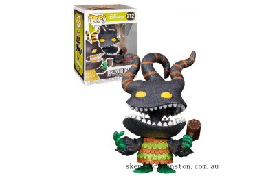 Disney Nightmare Before Christmas Harlequin Demon (Diamond Glitter) EXC Pop! Vinyl Clearance Sale