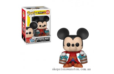 Disney Mickey's 90th Apprentice Mickey Funko Pop! Vinyl Clearance Sale